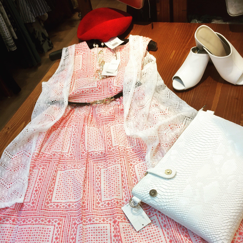 祖師ヶ谷大蔵ファッションセレクトショップNMCの夏!セール!ご来店お待ちしております。
